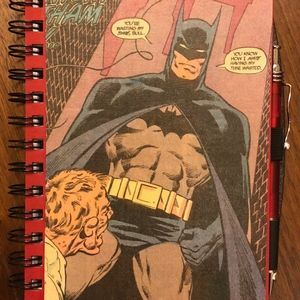 Other - Batman Comic Notebook